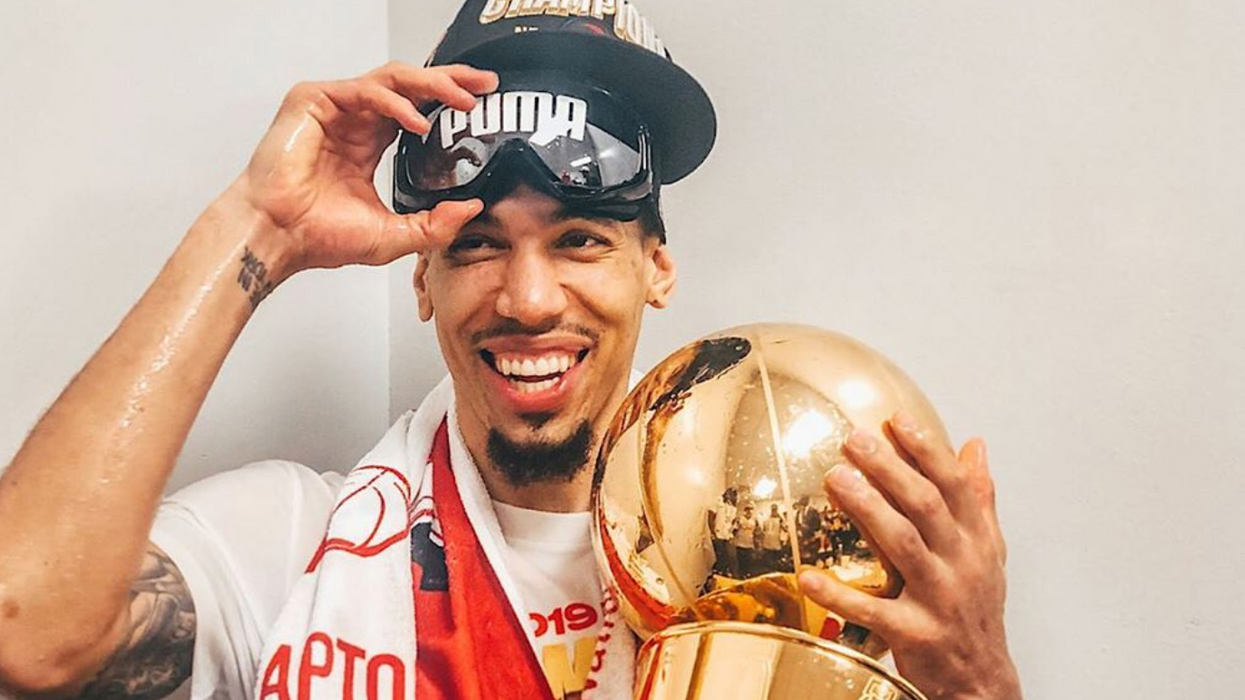 Danny Green Is Going To Be At Toronto's Eaton Centre This Week