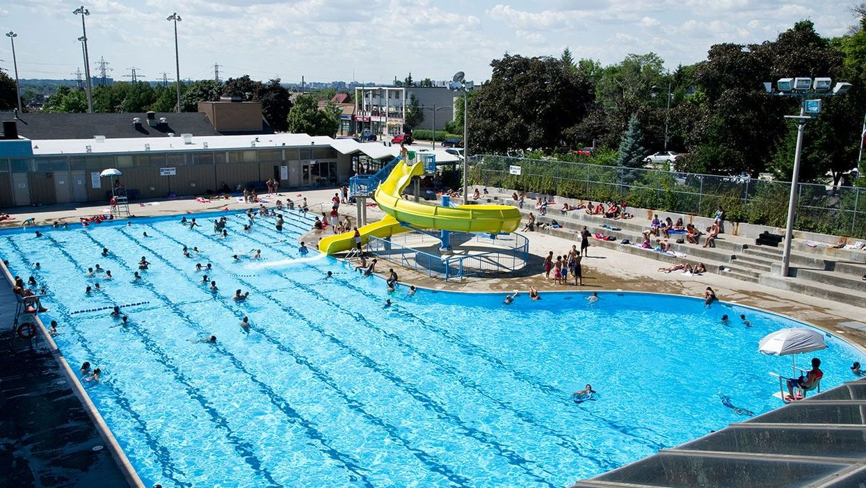 These 7 Pools In Toronto Will Stay Open Until Almost Midnight Tonight Because Of The Heat Wave
