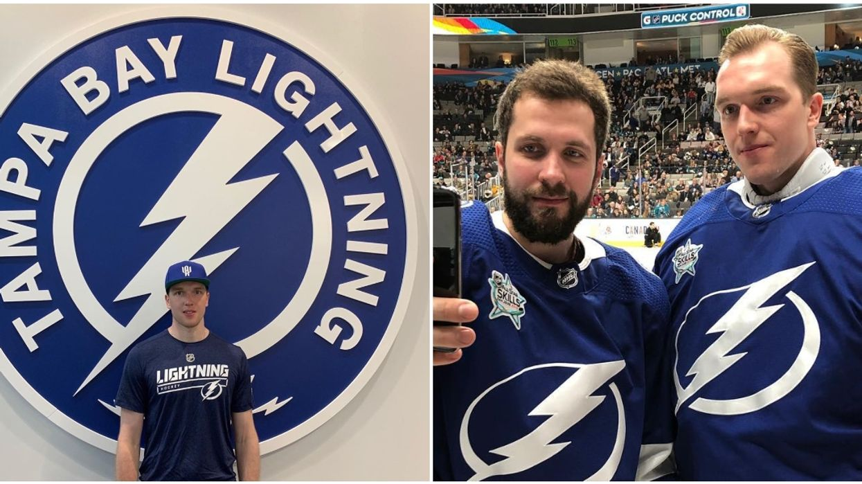 Andrei Vasilevskiy Is In It For The Long Haul With Tampa Bay And Some Bolts Fans Aren't Thrilled
