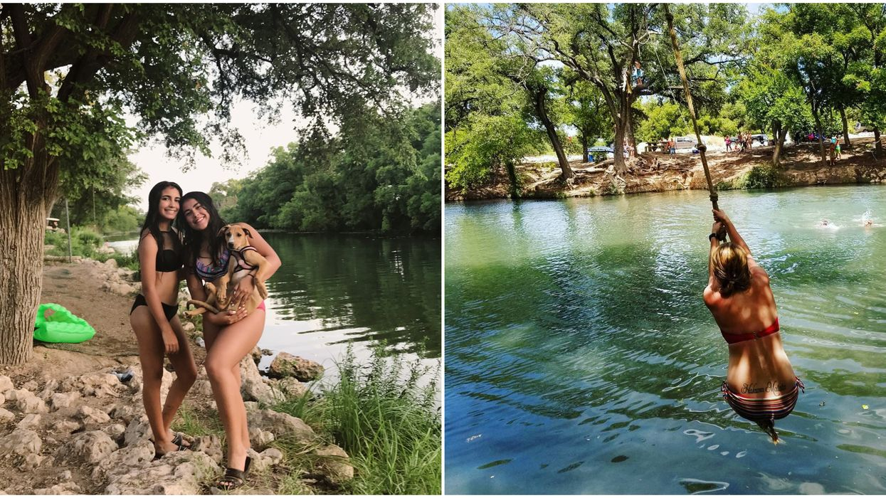 This Free Texas River Is A Wonderful Hidden Oasis That Is Perfect To Visit This Summer