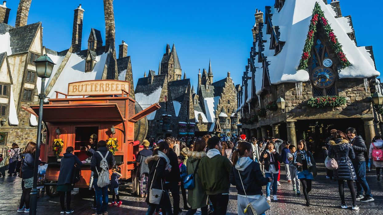 This Magical Adults-Only Harry Potter-Inspired Festival Is Happening In Vancouver This Fall