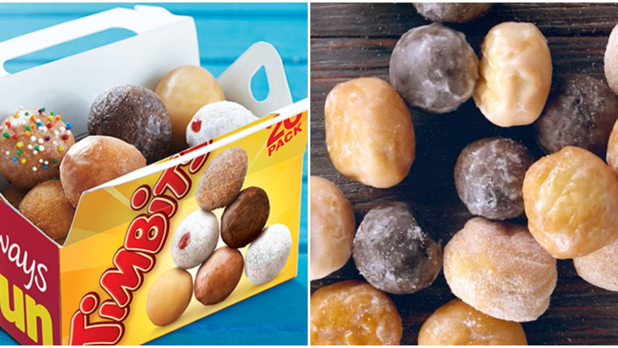 The Internet Is In A Heated Debate On Whether It's Called A Timbit, Munchkin, Or Donut Hole