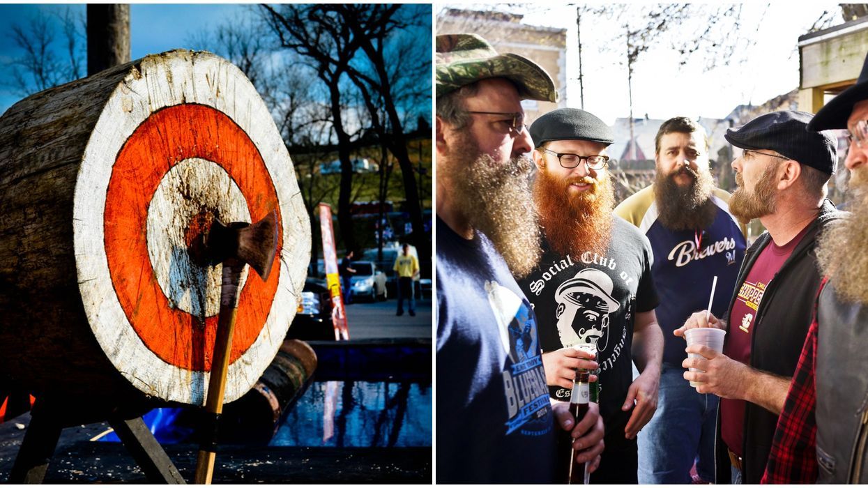 Toronto's Epic New 2-Day Beard Festival Will Make You So Proud To Be Hairy