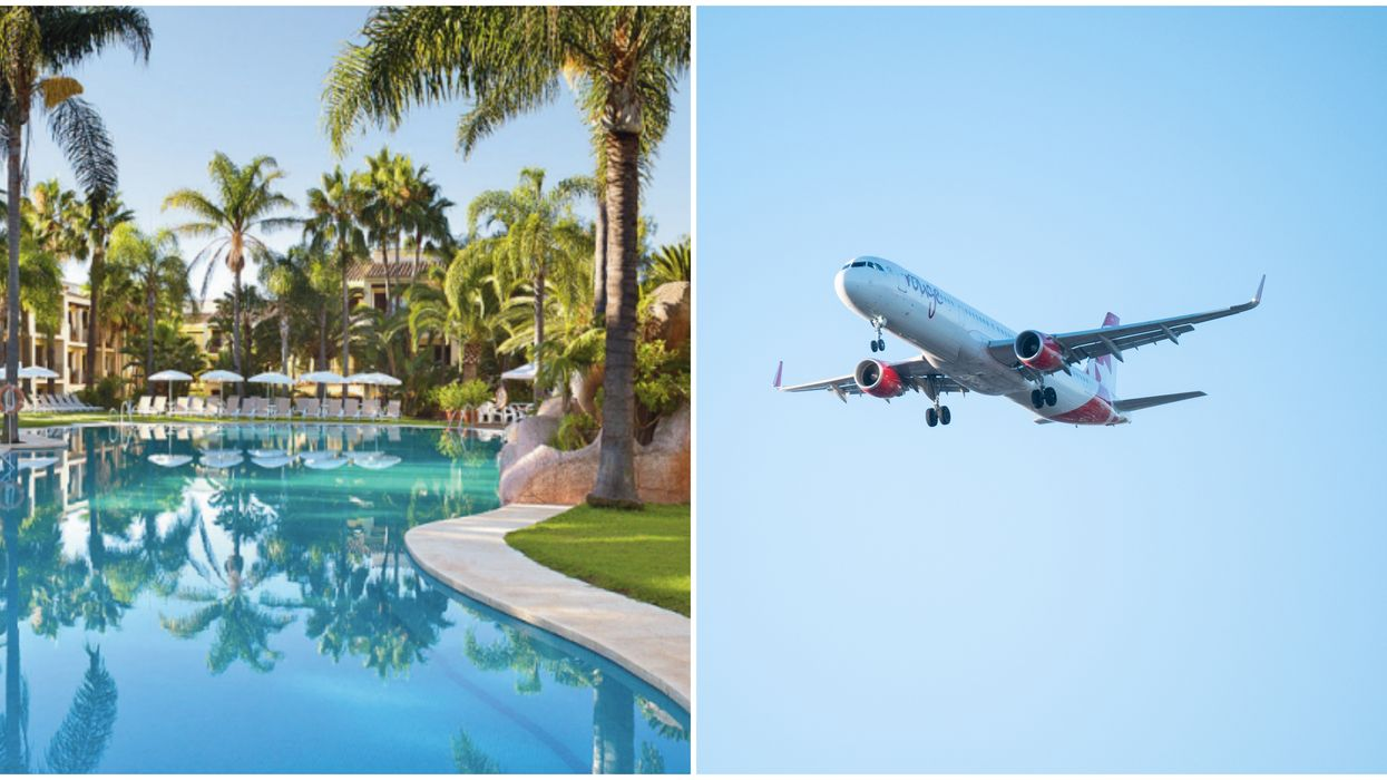 Air Canada Vacations Is Having A Massive Sale Right Now With Up To 50% Off On Packages