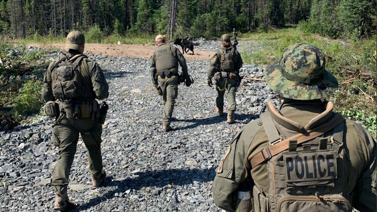 RCMP Call Off York Landing Search For 2 Missing BC Teens Suspected Of Murder