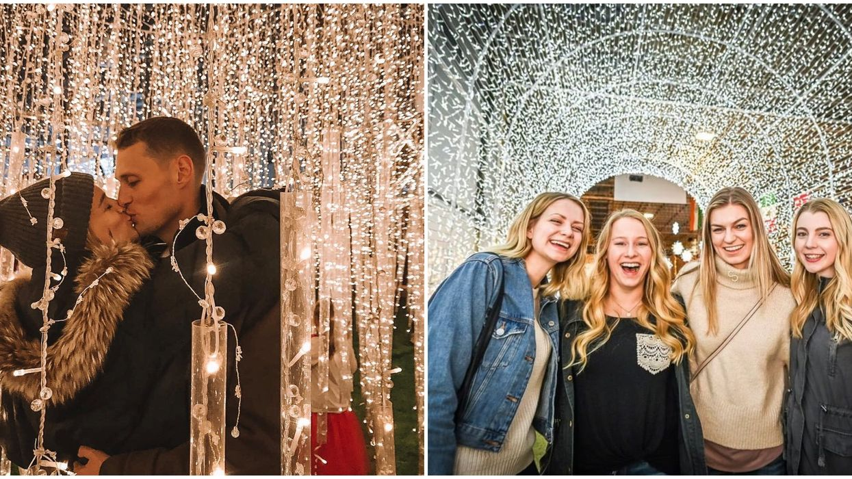 A Magical Christmas Festival With 1 Million Twinkling Lights Is Coming To Vancouver This Winter