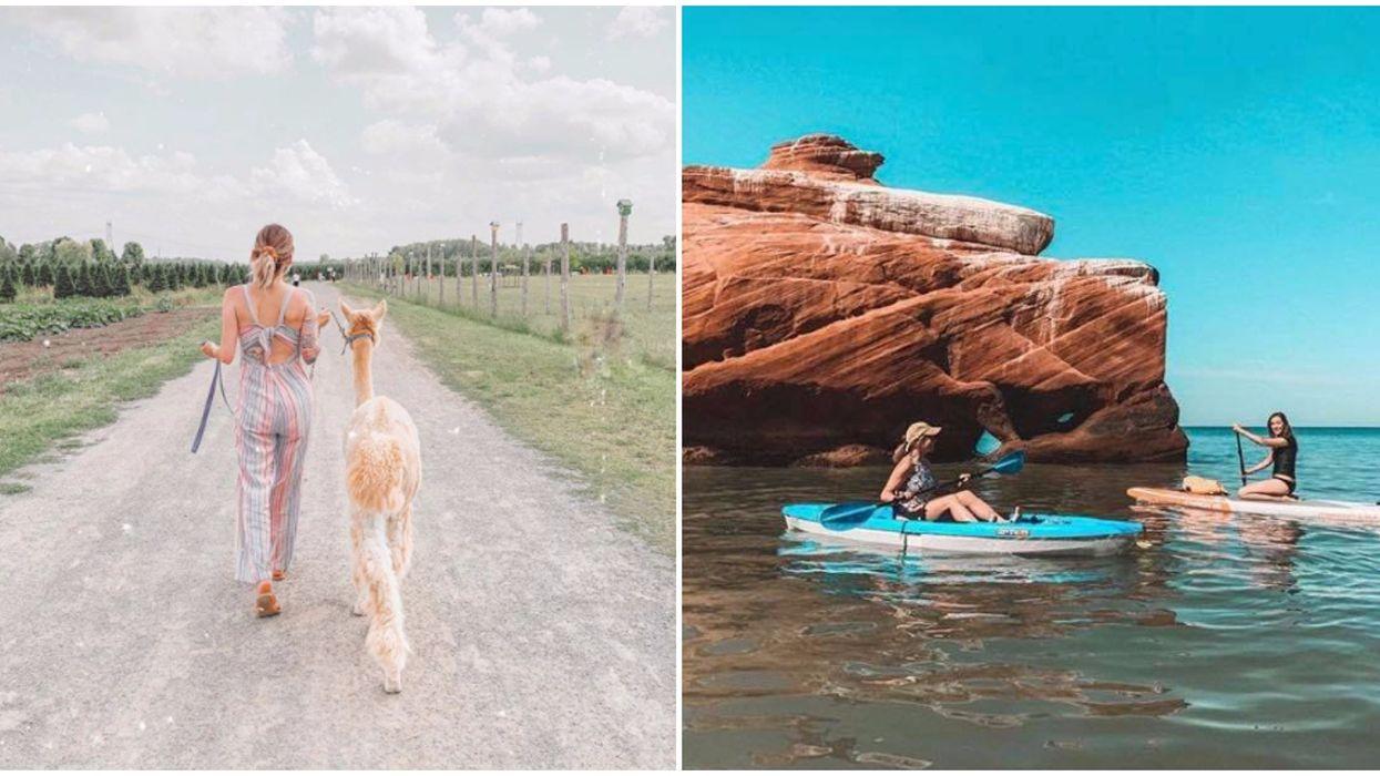 14 activités à faire au Québec pour finir l'été de manière épique