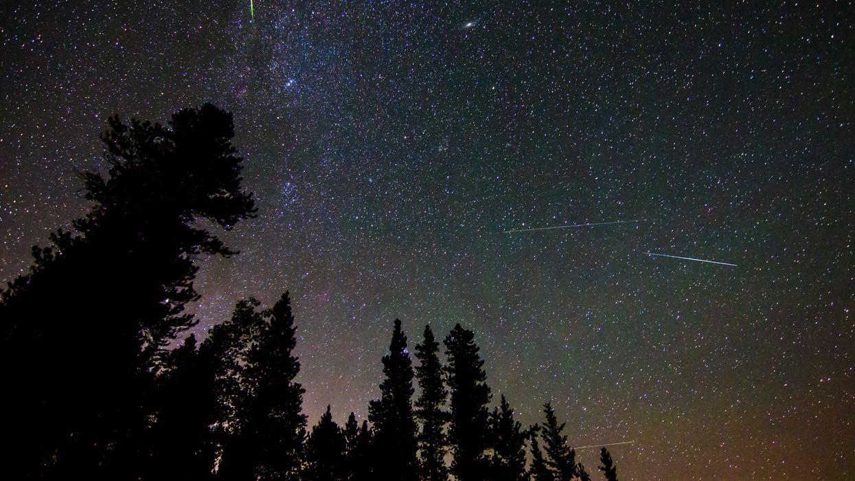 Une magnifique pluie d'étoiles filantes aura lieu au Québec dans les prochains jours et ça s'annonce magique