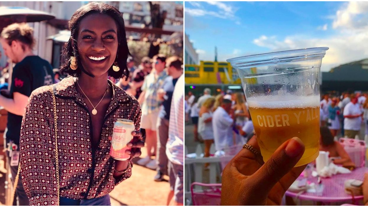 Dallas Will Have A Massive Cider Fest This August With Tons Of Tasty Food Pairings