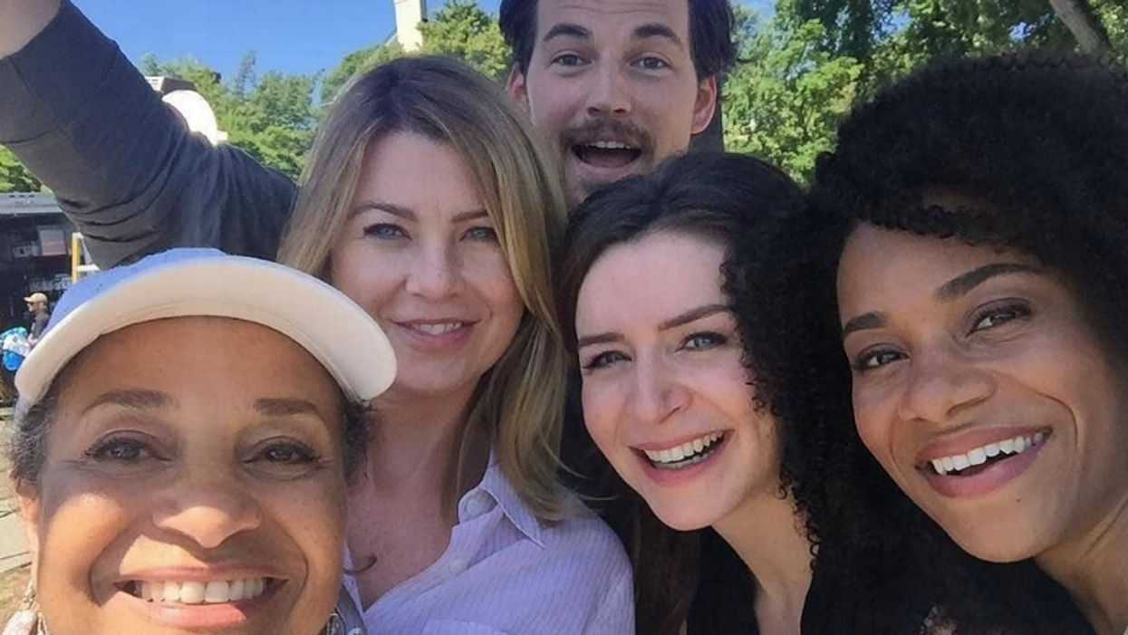 """All The """"Grey's Anatomy"""" Photos That Show Season 16 Will Be The Best One Yet"""