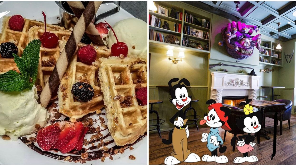 This Saturday Morning Cartoon Brunch In Toronto Will Whisk You Back To Childhood