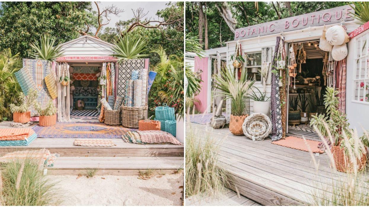 This Quaint Coastal Village In South Florida Is A Dreamy Hippie Hangout
