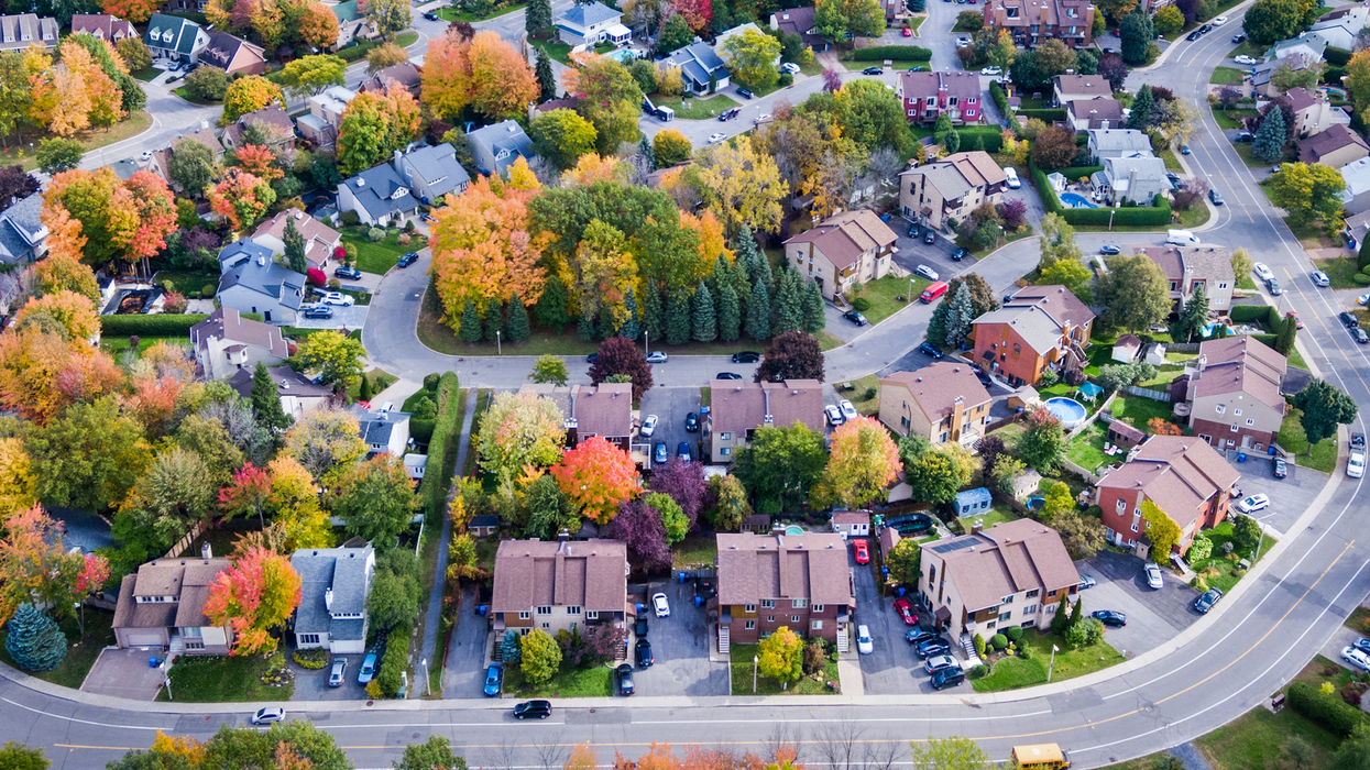 Canada Is Set For A Big Drop In Home Prices, According To New Reports