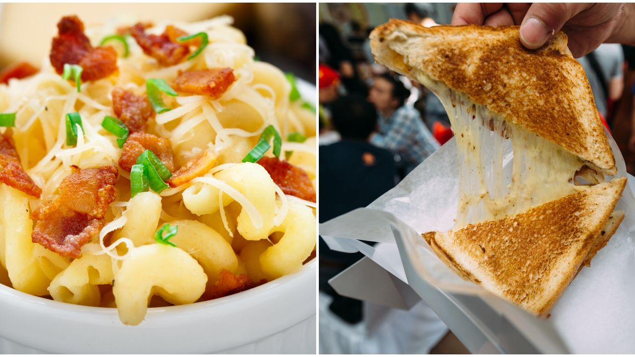 This Mega Cheese Festival Is Hitting Ottawa In October And It'll Make You Drool