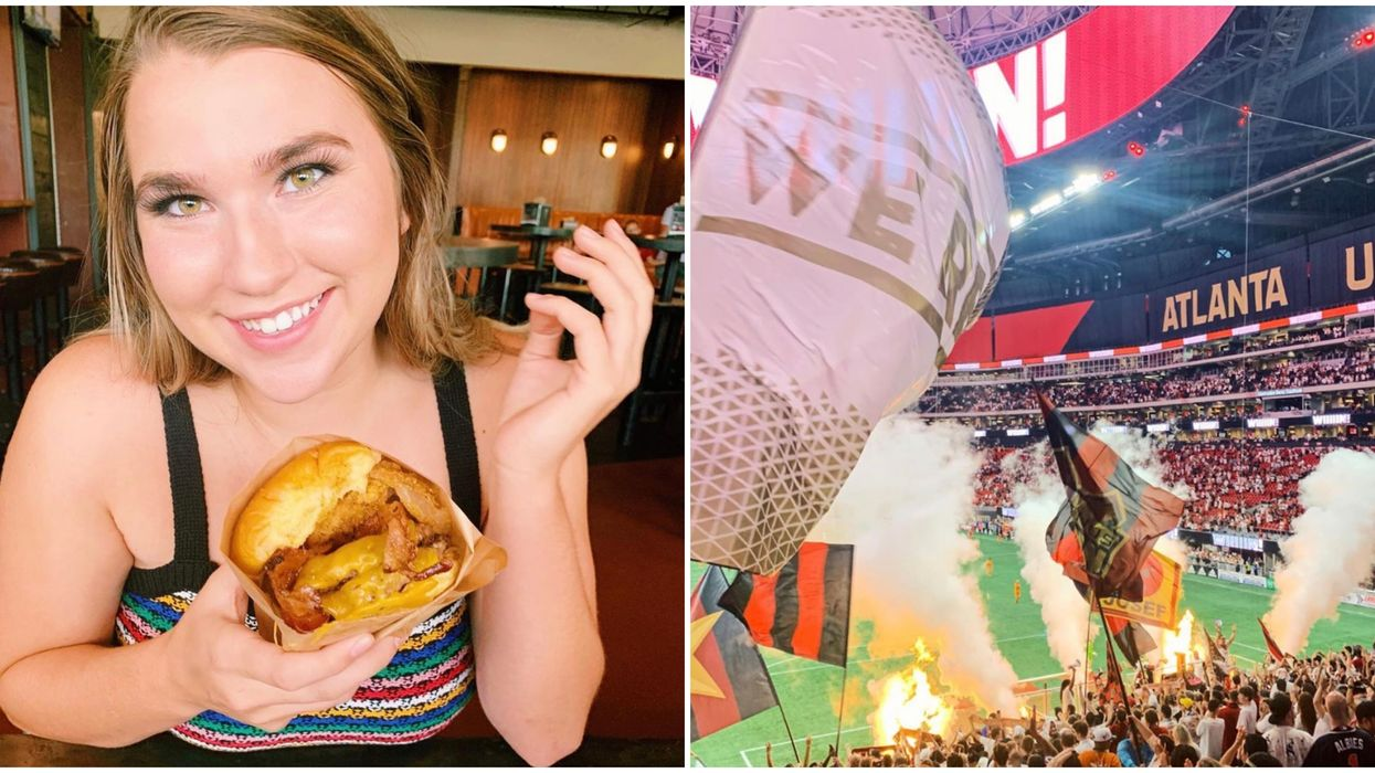 You Can Get Grindhouse Burgers And Unlimited Booze With This Epic Atlanta United Ticket Package