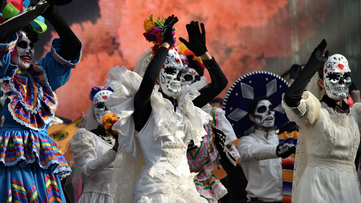 New Braunfels Will Be Hosting A Massive 'Day Of The Dead' Festival This Fall