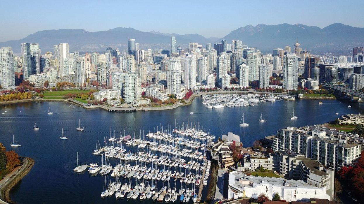 Vancouver Is Officially One Of The Best Student Cities In The Whole World