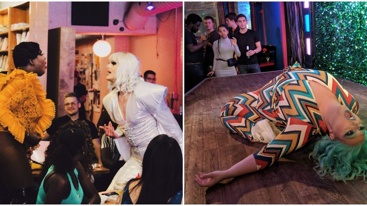 4 Fabulous Toronto Drag Events To Attend If You Can't Afford RuPaul's Werq The World