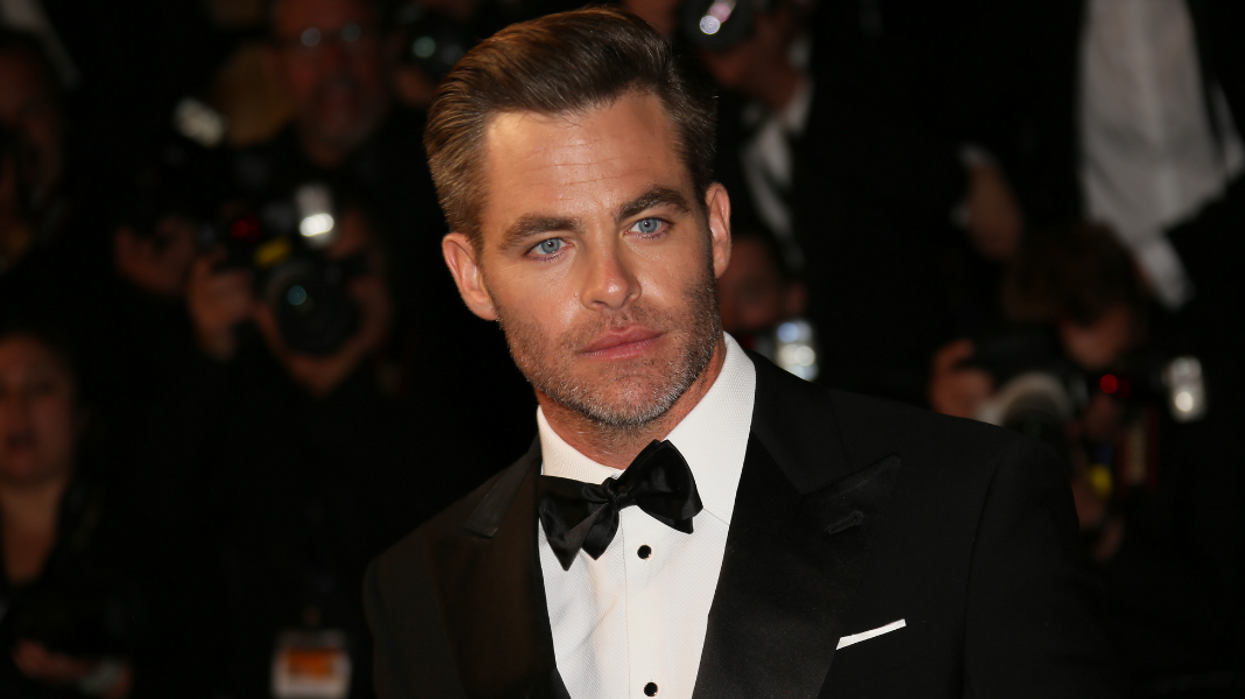 Chris Pine Replaced This Canadian Actor In An Upcoming Movie About JFK's Assassination