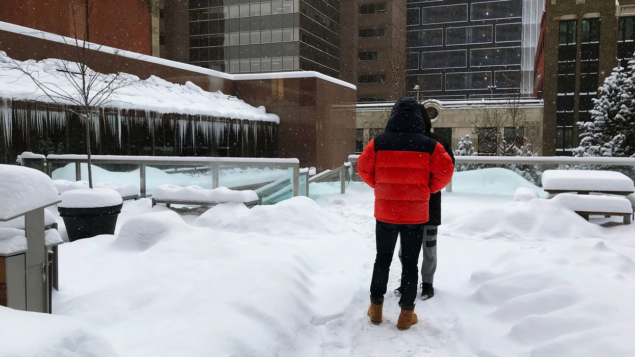 Get Ready, Snowfall Is Forecasted To Come As Early As September To Alberta