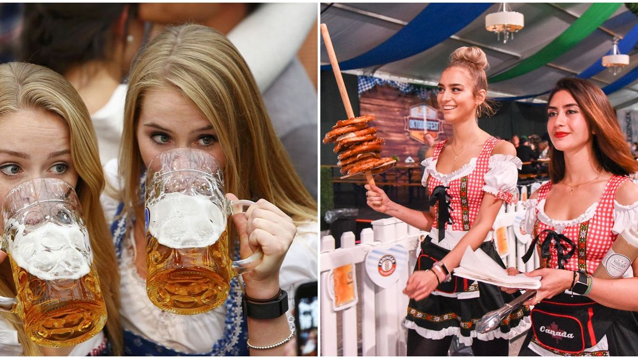 Toronto's Uber Authentic Oktoberfest Will Make You Feel Like You're In Germany Next Month