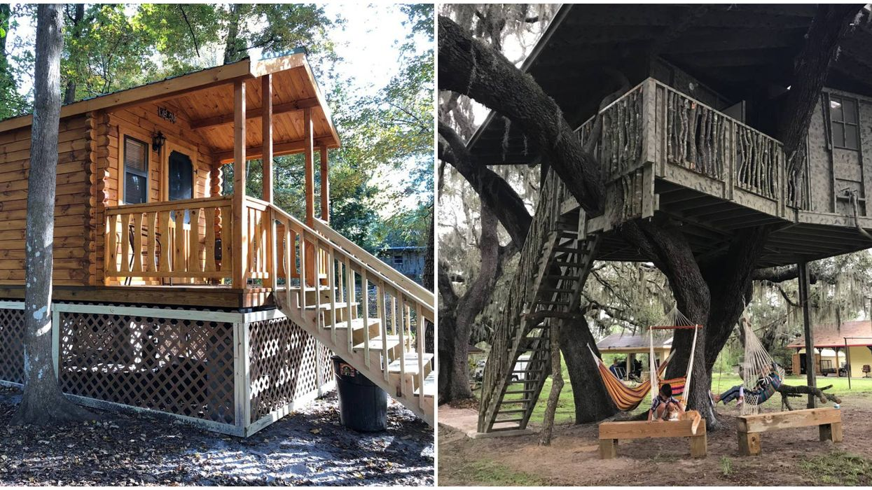 9 Charming And Cheap Cottages To Rent With Your BFFs This Fall In Florida