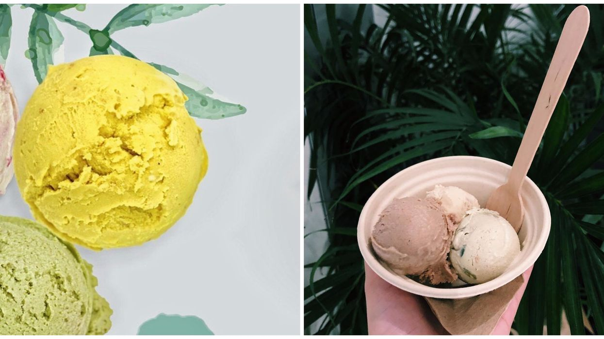 This New Plant-Based Ice Cream Shop Just Opened In Wynwood And They Serve Kombucha Floats