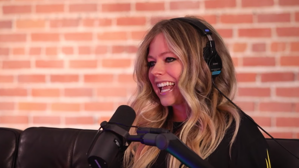 Avril Lavigne Opens Up About Being A Young Canadian Artist In A New Interview And It's So Heartwarming