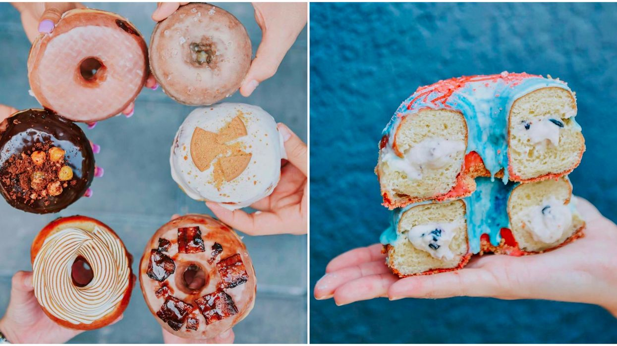 This Famous Miami Donut Shop Is Opening Its First Texas Location In Dallas This Winter