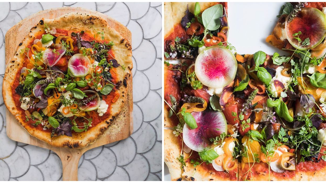 This Is The Extraordinary Pizza Parlor In Miami You Didn't Know You Needed In Your Life
