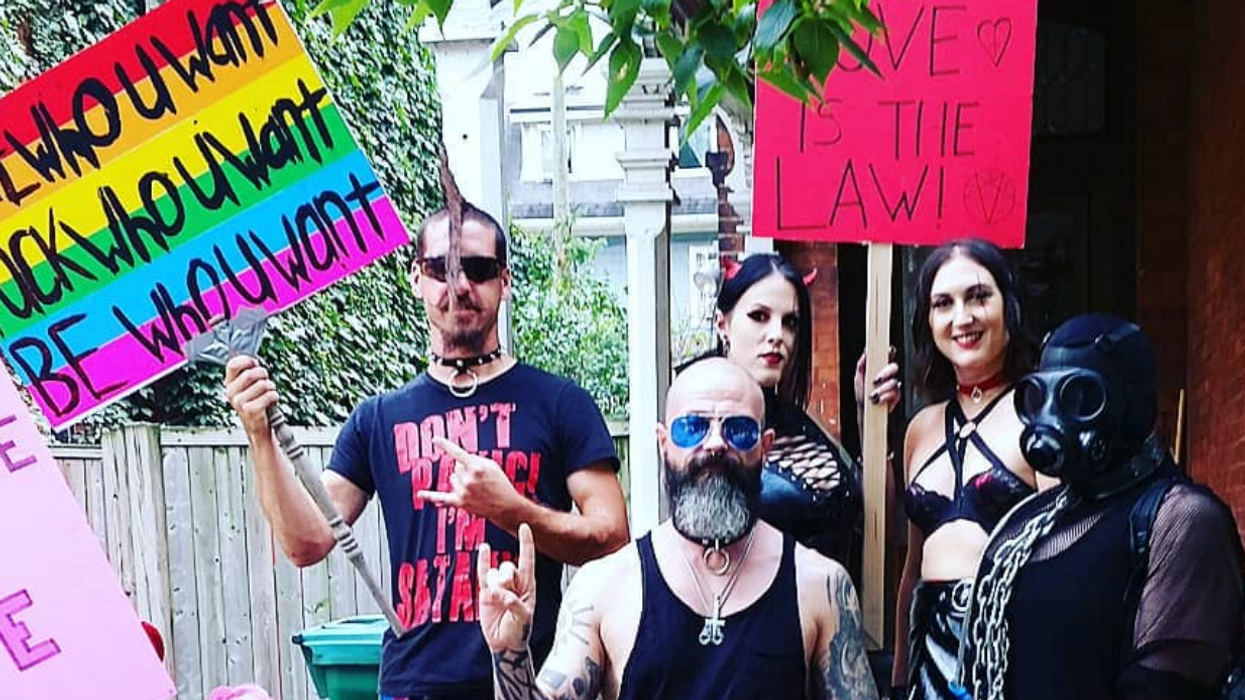 """The Satanic Temple Will """"Unbaptize"""" You At Their First-Ever Ottawa Black Mass This Month"""