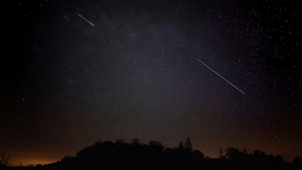 Here's Where You Can Clearly View The Perteid Meteor Shower This Weekend In Georgia