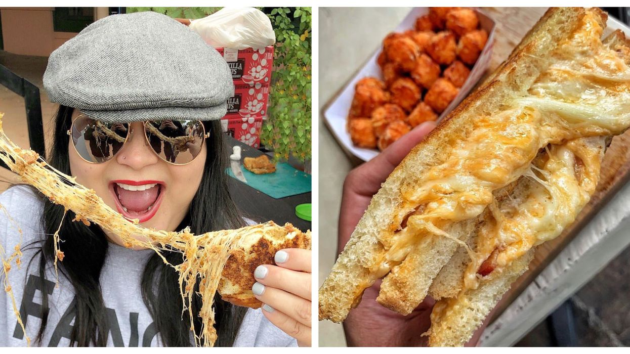 You Can Eat Unlimited Grilled Cheese At The Cheesiest Festival In Houston This Fall