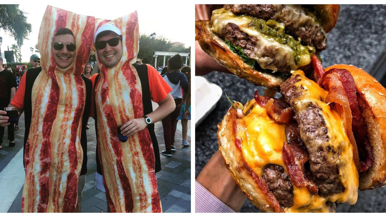 You Can Enjoy All Things Meat At Austin's First-Ever Bacon Festival Next Month