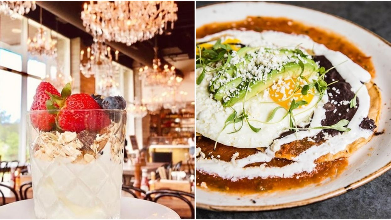 30 restaurantes en Houston donde deberías tomar brunch al menos una vez en tu vida