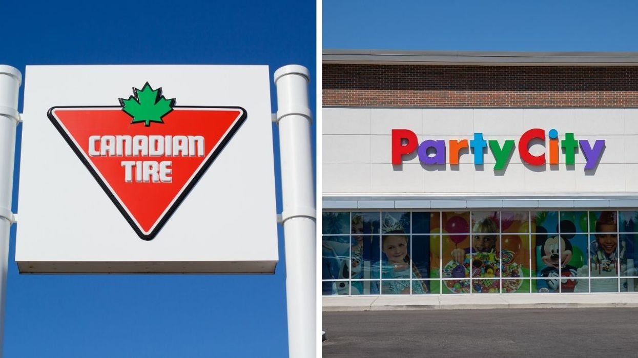 """Canadian Tire Just Took Over Party City To Become Canada's Official """"Fun Store"""""""