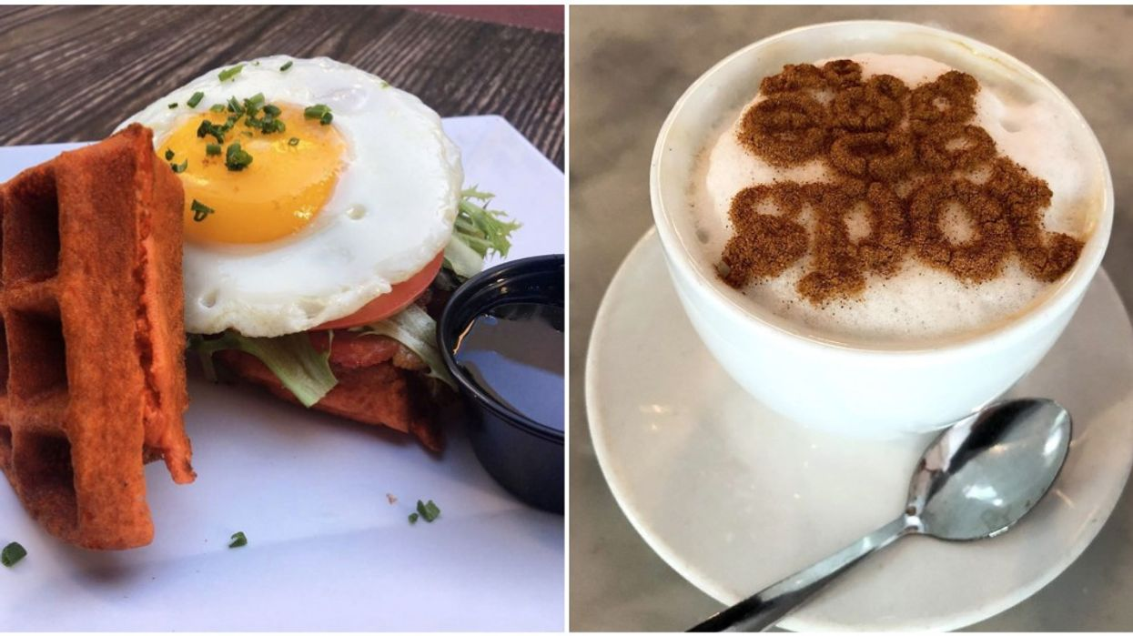 A New All-Day Breakfast Spot That Delivers Opened In Miami And It's The Best Hangover Cure