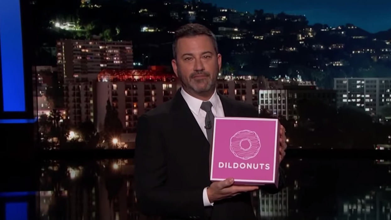 Jimmy Kimmel Wants To Be The Mayor Of Dildo After Talking To Residents Of The Small Canadian Town