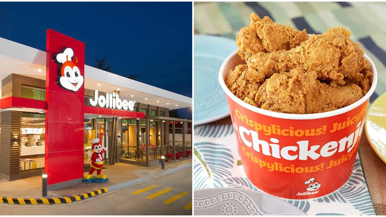 Jollibee Is Opening This Month In Edmonton & You Can Win A Year's Supply Of Chicken