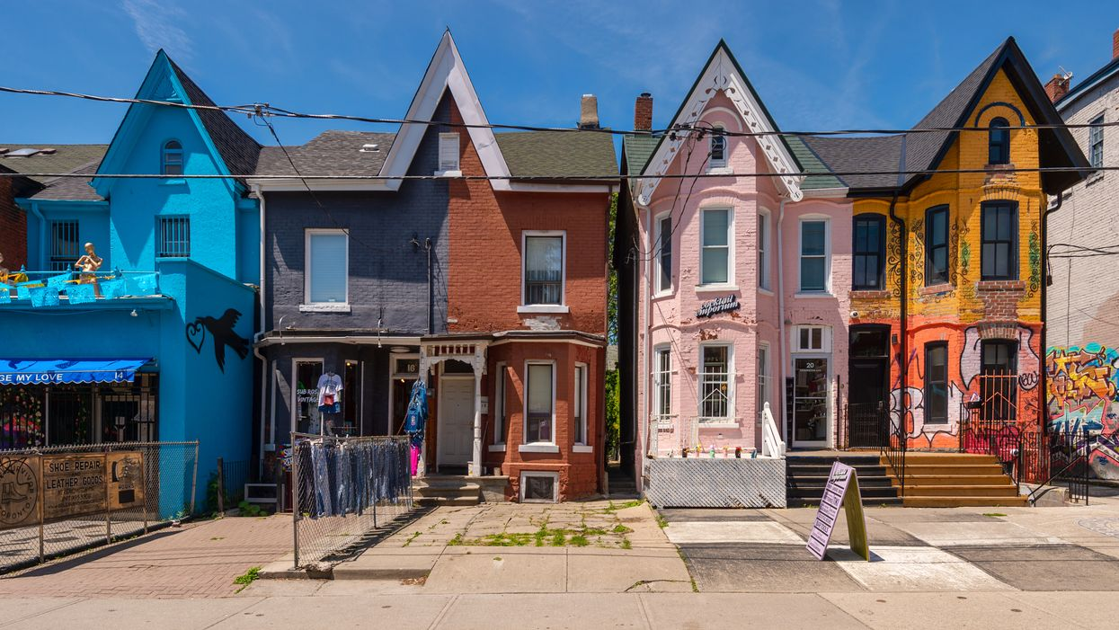 If You're Under 35, Buying A House In The 6ix Just Got Even More Impossible