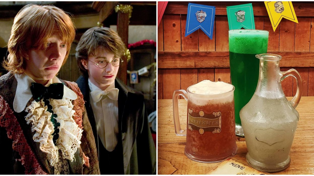 Even Muggles Will Love Toronto's Magical Butterbeer Bar Crawl Next Month