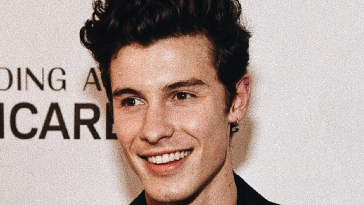 Shawn Mendes Had Canadian Themed Drinks At His 21st Birthday And We're Not Surprised At All