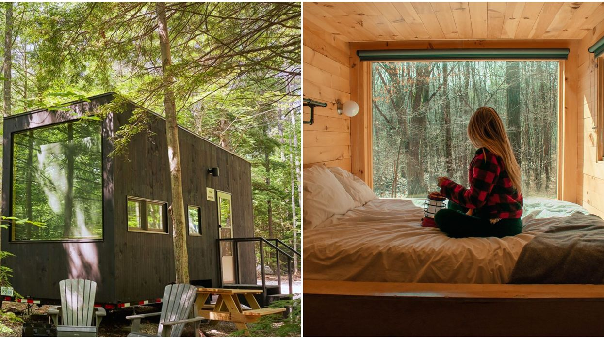 A New Tiny Home Village Is Opening In Texas This Fall For The Ultimate Glamping Experience