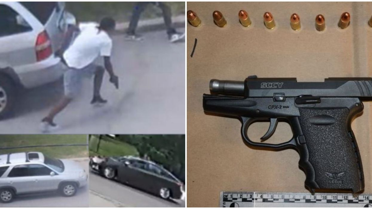 326 People Accused Of Gun Crimes Are Roaming Around Toronto Right Now