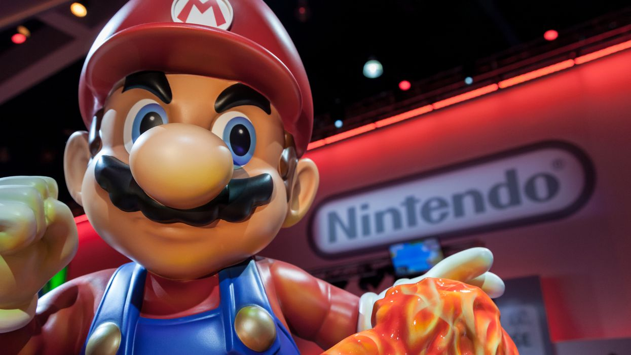 """There's A Chance That Universal's New Park In Orlando Might Include A """"Nintendo World"""""""