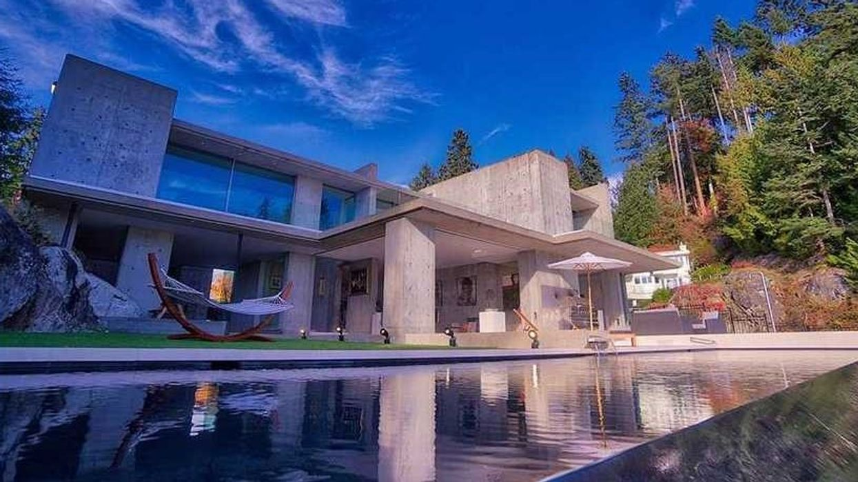6 Of The Most Expensive Vancouver Homes On The Market Right Now
