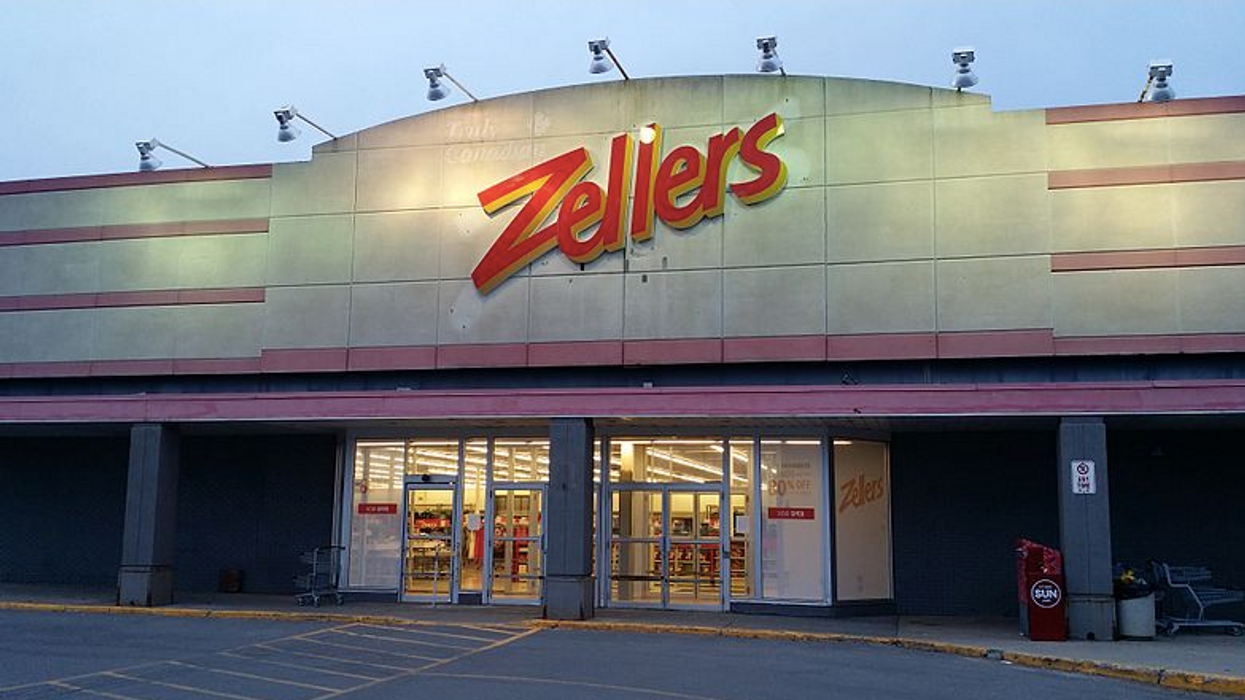The Last Two Zellers In Canada Are Closing Their Doors And Canadians Are Heartbroken