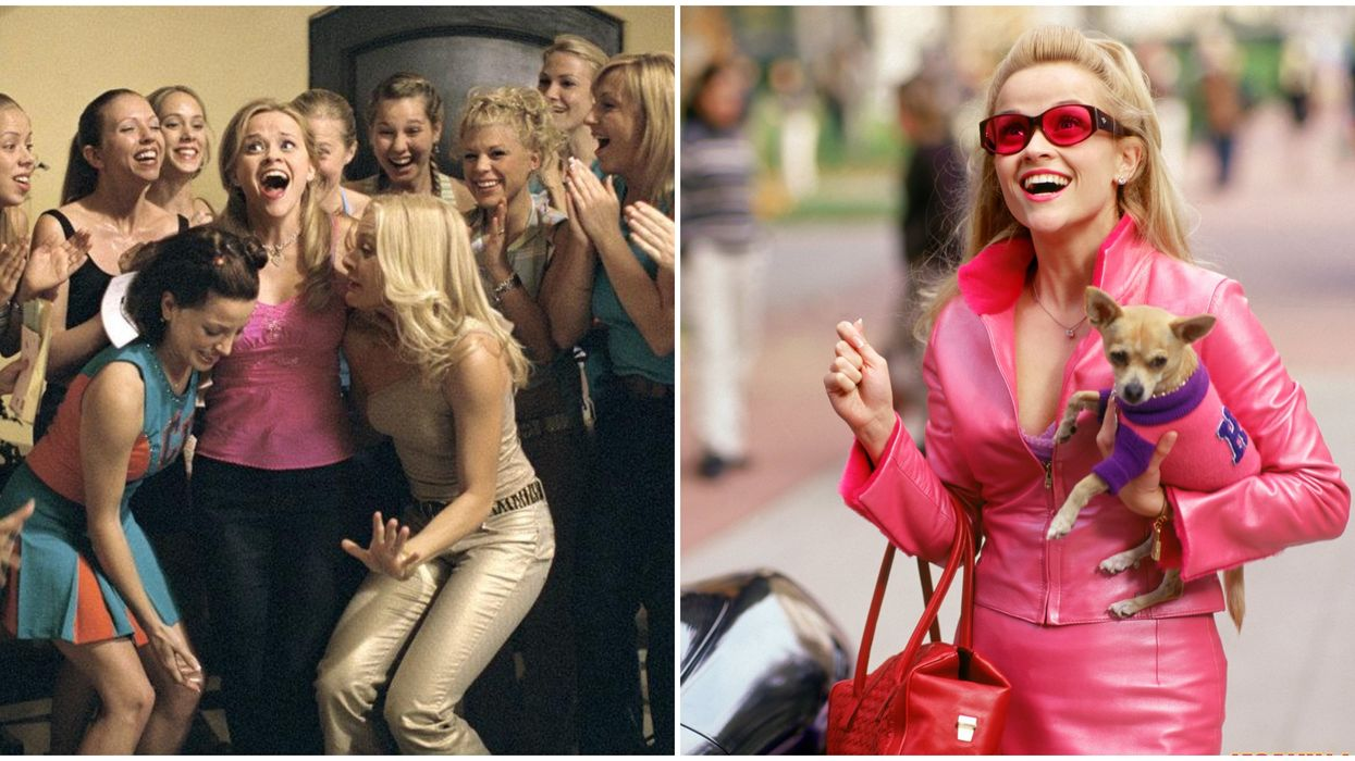 The Legally Blonde Musical Is Finally Coming To Ontario This Winter & Tickets Are Pretty Cheap