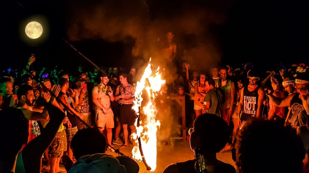 Get Mystical AF Next Week At This FREE Adults-Only Full Moon Party In Miami