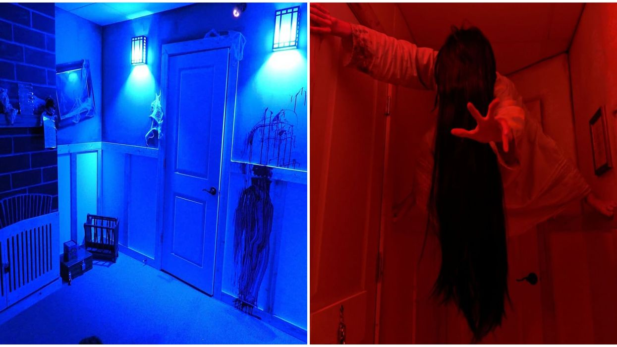 Winnipeg's Hyper-Realistic Horror Escape Room Will Make You Too Scared To Solve The Puzzles